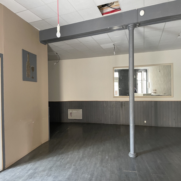 Vente Immobilier Professionnel Local commercial Barsac 33720
